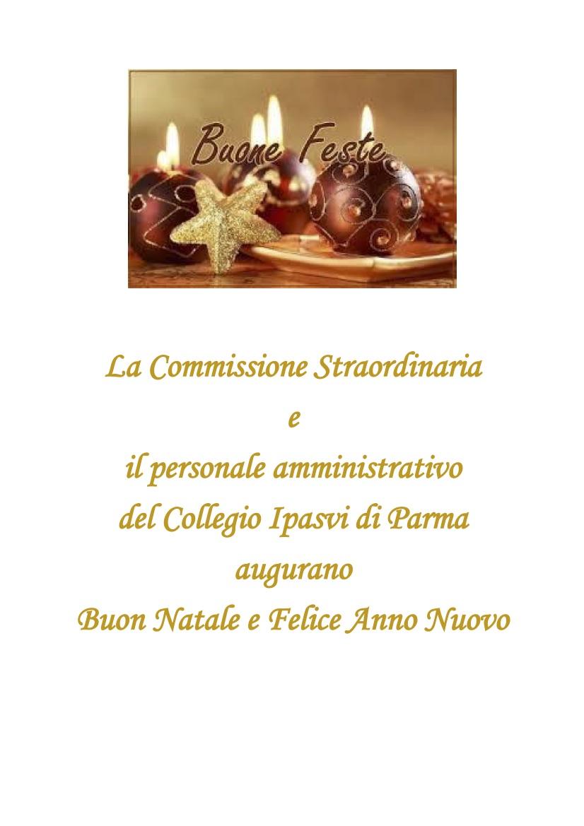 Auguri Di Buon Natale Ufficio.Opi Parma Auguri Di Buon Natale