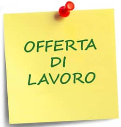 post-it offerta lavoro