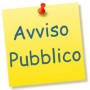 post-it avviso pubblico